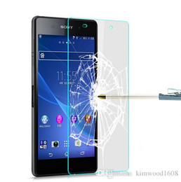 Wholesale Screen Protector For Xperia Z - Professional Tempered Glass Manufacturer Factory Price Screen Protector Sony Z Z1 Z2 Z3 Z4 T2 T3 M2 Z1 Z2 Z3 Mini With Package