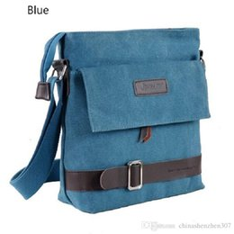 Wholesale High Quality Canvas Bag Men - 2015 Fashion Men Messenger Bag Casual Shoulder Bag High Quality Canvas Bag Men Bags