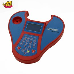 Wholesale Auto Repair Software Free - 2017 Hot promotion Auto Key Programmer big Zed Bull Transponder Clone Key Zed-Bull With Multi-Language Free Shipping