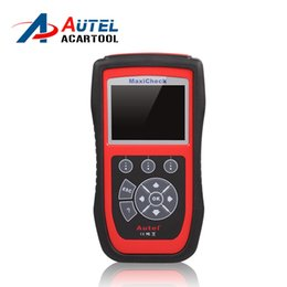 Wholesale Maxicheck Abs - New Arrival Autel MaxiCheck Pro EPB ABS SRS TPMS DPF Oil Service Airbag Rest tool Diagnostic Function online update DHL FREE