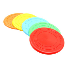 Wholesale Large Frisbee Disc - Pet Dog Rubber Training Fetch Toy Frisbee Flying Disc Dog Cat Bite Toy For Small Medium Large Pets rubber Pets training toy