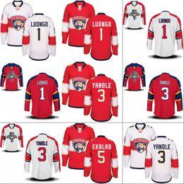 fca17a1af Youth Kids Florida Panthers Jersey 12 Ian McCoshen 19 Michael Matheson 21  Vincent Trocheck 22 Shawn Thornton Custom Hockey Jerseys