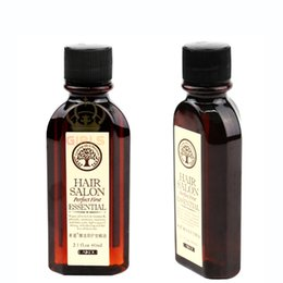 Wholesale Protect Hair Color - HOT 100% PURE Morocco argan oil glycerol Nut oil Hairdressing hair care essential moroccan oil 60ml