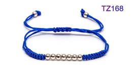 Wholesale Costume Jewellery Bracelets - 2016 Zenger copper beads bracelet woman silver jewellery online female jewelry designers ladies costume jewelry wholesale bracelets