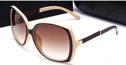 Wholesale French Logos - 2017 Fashion french brand with logo designer sunglasses women retro vintage protection female luxury sun glasses driving eyewear
