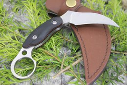 Wholesale Gift Sword - new microtech custom Claw sword Knife karambit claw mini claw camping survival knives Xmas gift knife 1pcs