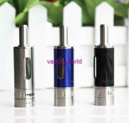 Wholesale Adjustable Vision Glasses - 2015 kanger aerotank Mow Atomizer 1.8ml Adjustable Airflow Aerotank Mow Clearomizer clone for Aeroank Emow Kit vision spinner 3 2 battery