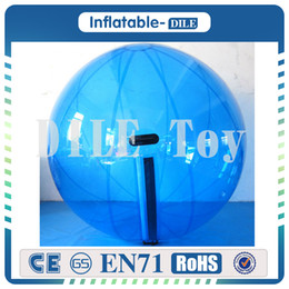 Wholesale Walk Water Ball Zorb - DHL Free shipping for transparent walk on water ball ,inflatable water walking ball,Zorb ball for water pool