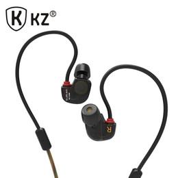 Deutschland Großhandels-Neue Kopfhörer Ursprüngliche KZ ATE S Stereoanlage Sport Stereo Super Bass Noise Cancelling Kopfhörer supplier canceling noises headphone Versorgung