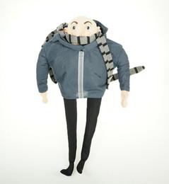 Wholesale Despicable Gru - Despicable Me 2 38cm Size Gru Minions Plush Dolls