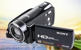 Wholesale Network Disk - Wholesale HD 1080P digital camera home travel dv camera genuine special network camera lens