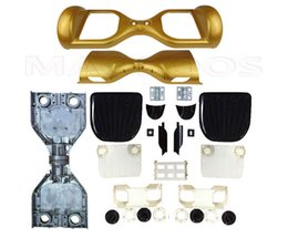 Wholesale Body Kits Parts - Wholesale-DHL shippingFull Kit for 6.5 inch Two wheel Self Balancing board Scooter Plastic Body Parts including Screws