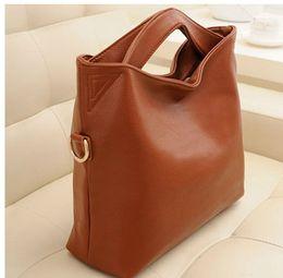 Wholesale Pocket Coffees - new arrived hot sale women's block decoration bag handbag hobos tote shoulder bag crossbody bags BG 106