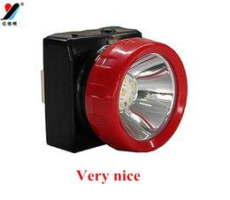 Wholesale Weight Lamp - 60 pcs light weight waterpfoof with 18650battery explosion-proof ld-4625 industry and mining headlamp outdoor lighting camping lamp via dhl