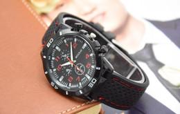 Wholesale Race Batteries - mulilai new ORIGINAL fashion F1 racing sports watch quartz luxury watch GT men and silicone belt military watch