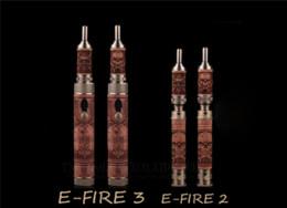Wholesale Ego Twist Mod - Mechanical Mod E-Fire3 Accessories X-Gun Twist With 510 ego Electronic Cigarette 3.0-12.0 W Wattage Range Vaporizer X8035