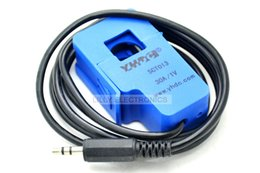 Wholesale Split Core Current Sensor - YHDC-SCT-013-030 AC Current Sensor SCT-013-030 0-30A Non-invasive Split-Core Current Transformer