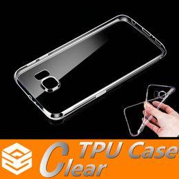 Ultra Thin 0.5mm Clear Tpu Funda suave y transparente Cámara protectora de silicona de la contraportada para Samsung S6 S7 S7 Edge Note 7 iphone 7 6 6s Plus 5 desde fabricantes