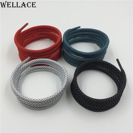 Wholesale Wholesale Custom Sneakers - (30 pairs lot)Wellace 3M refelective sports shoe lace fashion custom shoe laces for 350 750 sneakers shoes shoelaces wholesale bootlaces