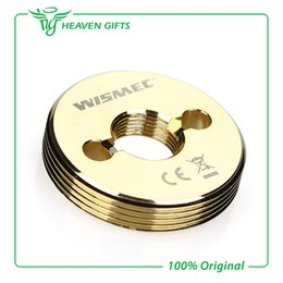 Wholesale Electronic Cigarette Spare Parts - WISMEC Hybrid Adapter for Noisy Cricket 18650 Mechanical MOD Wismec Accessories Spare Parts from Heaven Gifts Electronic Cigarettes