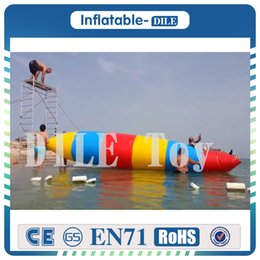 Wholesale bag thickness - Free Shipping 7x3m Fascinating Inflatable Blob Jump With 0.9mm Thickness PVC Tarpaulin, Jumping Pillow, Water Air Bag