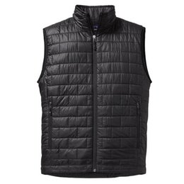 Wholesale Thin Quilted Jacket - Pata quilted vest men sleeveless puffer jacket ultra light bodywarmer herren weste chaleco hombre gilet homme outerwear