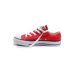 Wholesale Classic Lacing Canvas Shoes - 2016 HOT New 13 Color All Size 35-46 Low Style sports stars chuck Classic Canvas Shoe Sneakers Men's Women's Canvas Shoes