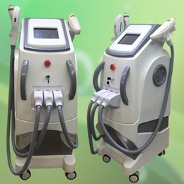 Wholesale Tattoo Removal Machine New - SHR IPL laser machine tattoo removal machine nd yag q-switch laser ipl hair removal machine new laser radio frequency skin tightening