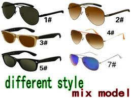 Sommer draußen tragen verschiedene Sonnenbrillenfrauenmänner reflektierendes beschichtendes Sonnenglas rad, das blendende Brillen gemischtes vorbildliches freies Verschiffen radfahren von Fabrikanten