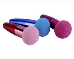 Argentina Venta caliente belleza cosmética maquillaje esponja licuadora impecable suave en forma de polvo Puff cosmética maquillaje esponja de calidad superior supplier make up beauty blenders Suministro