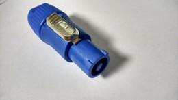 20pcs bleu Neutrik NAC3FCA PowerCon Adaptateur secteur pour connecteur de câble AC 20A ? partir de fabricateur