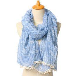 Wholesale Korean Winter Fashion Design - 2016 New Arrival Winter Fashion Women Brand Design retro Japanese and Korean Cashew Tassles scarf Shawls