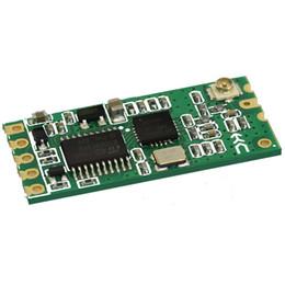 433mhz modul online-HC-11 433MHZ Wireless-Seriell-Modul CC1101 40 Meter Transparent Übertragung RF-Modul