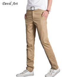 Wholesale Mens Dress Pants Green - Wholesale-Free Shipping 2016 New Mens Long Dress Pants Casual Fashion Pencil Pants Cotton Trousers 9 Colors Plus Size:29-44 K049