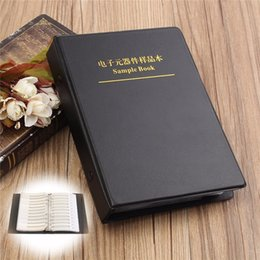 Wholesale Carbon Sample - Wholesale- Hot New 1PC 1206 1% Tolerance SMD SMT Chip Resistors Assortment Kit 170Values x25Pcs 4250Pcs Assorted Sample Book on Sale