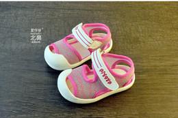 Calzado para niños de otoño caliente, zapatos de malla transpirable para niñas, fideos de red para niños, zapatos casuales, 1-5 niños grandes, zapatos de solteros desde fabricantes