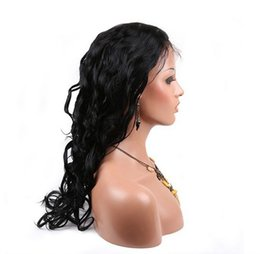 Wholesale Tangle Free Full Lace Wigs - 8A Cheap Brazilian Full Lace Human Hair Wigs For Black Women,Tangle Free Glueless Full Lace Front Human Hair Wigs With Baby Hair
