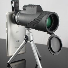 Wholesale Binoculars Glasses - High Quality 40x60 Powerful Binoculars Zoom Binocular Field Glasses Great Handheld Telescopes Military HD Professional Hunting