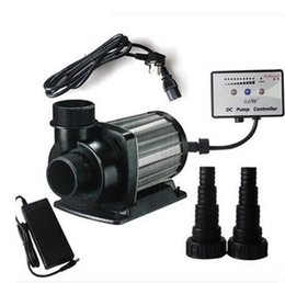 Wholesale Variable Speed Pump - Jebo  Jecod DCT-4000 AC 24V 30W Variable Flow 10 Speed DC Aquarium Pump & Controller Marine DC Pump Freshwater 1200-4000L H
