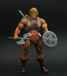 Wholesale Universe Toys - HeMan Complete Masters of the Universe Classics Action Figure 6 inches Classic Collectible Model Toy Free Shipping