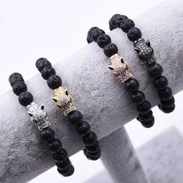Nouveau Animal Tête Bouddha perles Bracelets Bracelets Breloque Pierre Naturelle Bracelet yoga bijoux Hommes Femmes Livraison gratuite ? partir de fabricateur