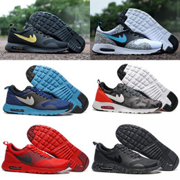 Wholesale Cheap Fabric Printed Cotton - Drop Shipping Wholesale Running Shoes Men Women Thea Print 87 Cheap Sneakers High Quality MAXes 87 Fashion Sports Shoes Size 40-45