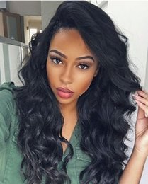 Wholesale Synthetic Swiss Lace Wig - Human Hair Wigs for Black Women Lace Front Wigs Full Lace Wigs Body Wave Brazilian Virgin Hair