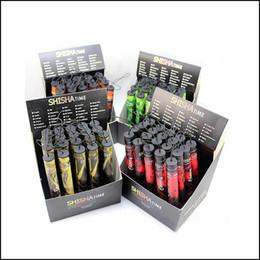 Wholesale E Cigs Pipes - Shisha Pipe Pen Eshisha Disposable Electronic Cigarettes E cigs 500 puffs 30 type Various Fruit Flavors Hookah Pen
