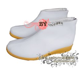 Wholesale Costume Cosplay Rin Len - Wholesale-VOCALOID Kagamine Rin Len cosplay cos shoes A24