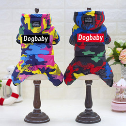 Wholesale Cheap Extra Large Dog Coats - Dog Warm Coat for Winter Pet Camouflage Jackets Clothes for Small Medium Puppies Cheap Pet Supplies