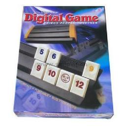 Canada Livraison gratuite jeu de société Authentique Israël Mahjong Lame Travel Edition Produit original Obtenir le sablier Offre