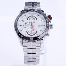 Wholesale Stole Watch - Watches men luxury brand CURREN 8148 casual watch men refine steal calendar watch relogio masculino z**a quartz wristwatch KRE20