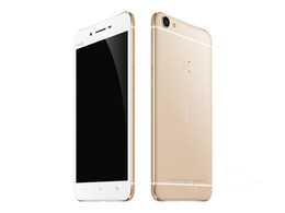 "Wholesale Glasses Camera Video Mp3 - Original Vivo X6 X6A Mobile Phone Snapdragon 615 Octa Core RAM 4GB ROM 32GB Android 5.0 5.2"" 2.5D Glass 13.0MP Fingerprint 4G LTE Cell Phone"