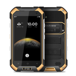 """Wholesale Android Smart Phone Shockproof 3g - DHL Blackview BV6000 4.7"""" IP68 Waterproof Shockproof Scratch-proof Rugged Phone MT6755 Octa Core Android 6.0 3G 322G 13.0MP NFC Fast Charge"""